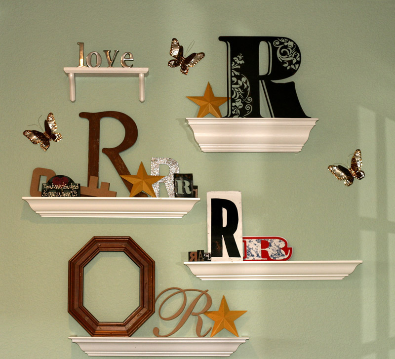 R wall