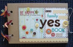 Our Family Yes Book 1