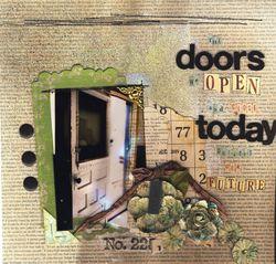 Open-doors...